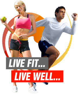 Live Fit...Live Well